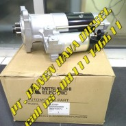 JUAL STARTING MOTOR / ALTERNATOR ALAT BERAT