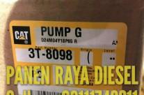 JUAL CAT  3T-8098 PUMP GROUP / PANEN RAYA DIESEL