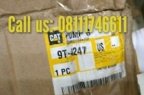 JUAL CAT 9T-4247 PUMP / PANEN RAYA DIESEL